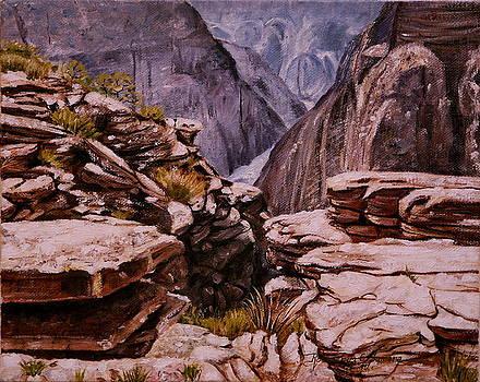 Plateau Point by Rosencruz  Sumera