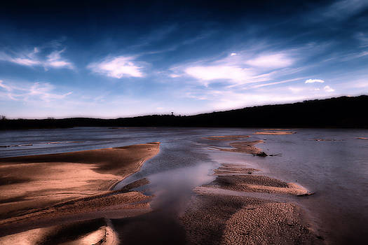 Platte River by Steve ODonnell