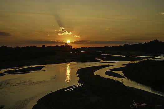 Platte Sunrise 3890 by Jim Bunstock