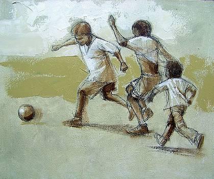 Play 2 by Alida Bothma