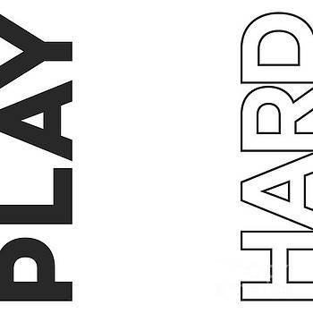 Play Hard by Pristine Cartera Turkus