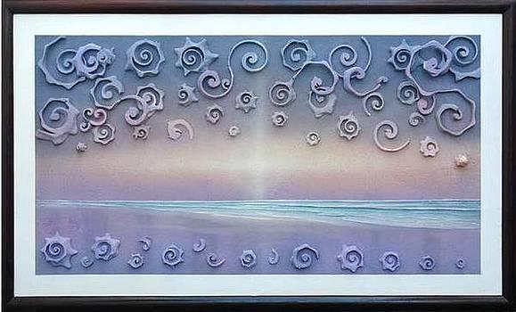 Playa Cosmos by Angel Ortiz