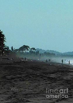 Felipe Adan Lerma - Playa Hermosa Puntarenas Costa Rica - la Manana Vertical