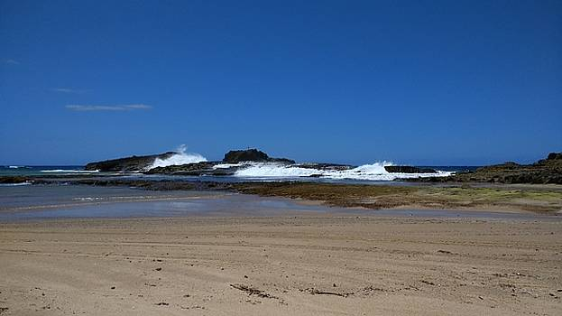 Playa Poza Sardineras  by Sheryl Chapman Photography