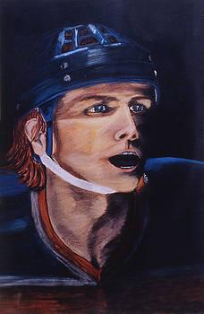 Player Blue by Ken Yackel
