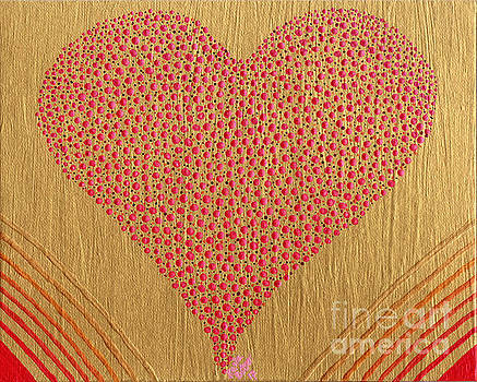 Playful Heart by Kasia Bitner