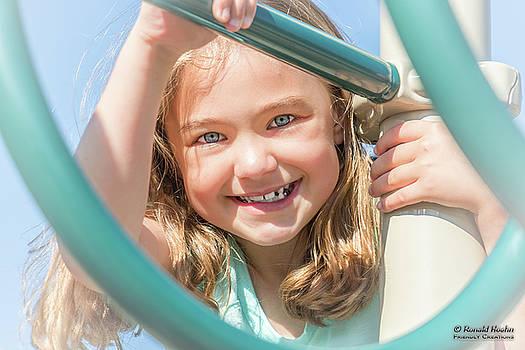 Playground Fun by Ronald Hoehn