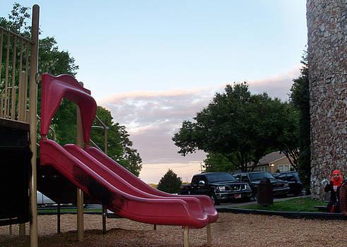 Tila - Playground Slide