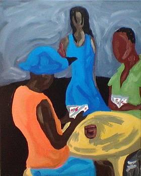 Playin Cards by Jason JaFleu Fleurant