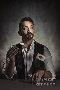 Playing Cards by Amanda Elwell