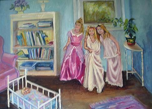 Playing Dress-Up by Bonita Waitl