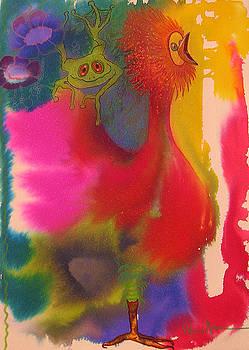 Playmates 2 by Valerie Aune