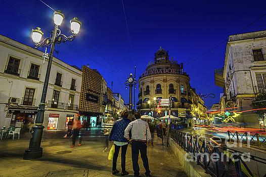 Plaza Esteve Jerez de La Frontera Cadiz Spain by Pablo Avanzini