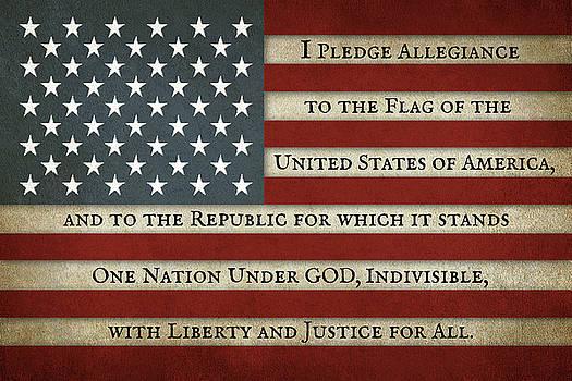 Pledge of Allegiance by Brent Borup