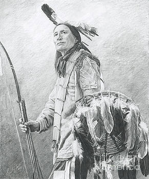 Taopi Ota - Lakota Sioux by Brandy Woods