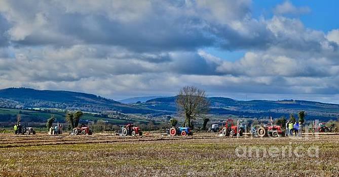 Ploughing Championships by Joe Cashin