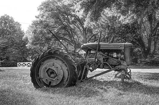 Plows no More by BG Flanders