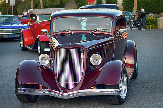Plum 34 Coupe by Bill Dutting