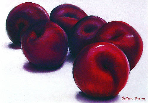 Plum Crazy by Colleen Brown