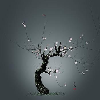 Plum Flower 0204 by GuoJun Pan