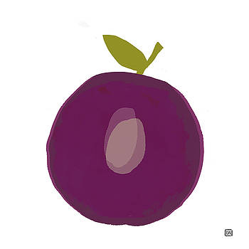 Plum II by Lisa Weedn