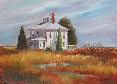 Plum Island Beauty by Nita Leger Casey