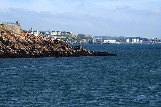 Plymouth Coastline by Chris Day