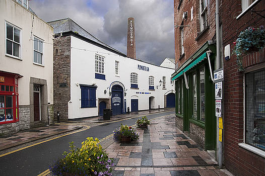 Plymouth Gin Distillery by Donald Davis