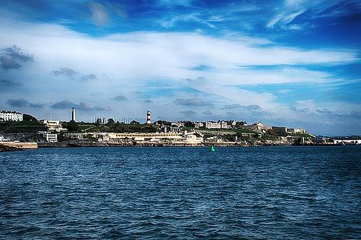 Plymouth Hoe by Chris Day