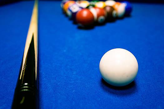 8 Ball Pool Table by Andy Myatt