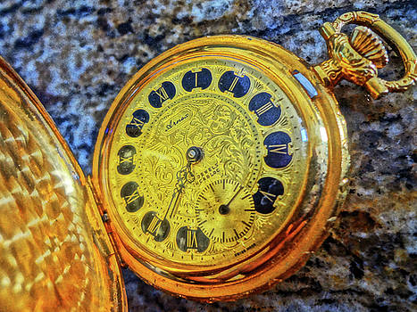 Pocket Watch 2 by Bruce Iorio