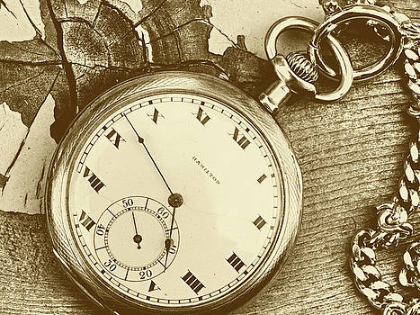 LAWRENCE CHRISTOPHER - POCKET WATCH 3