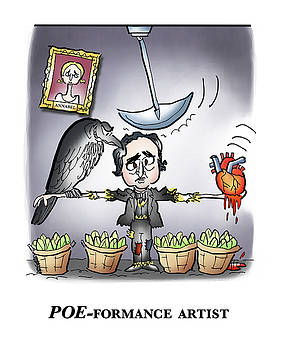 POEformance Artist by Mark Armstrong