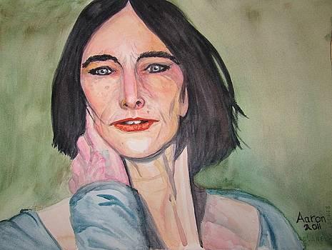 Poet Lola Haskins by Jessi Aaron