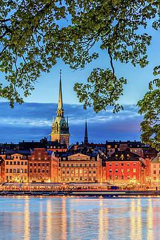 Dejan Kostic - Poetic Stockholm Blue Hour