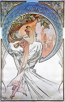 Alphonse Mucha - Poetry