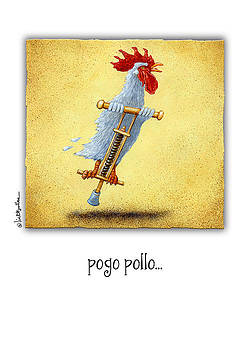 Will Bullas - pogo pollo...