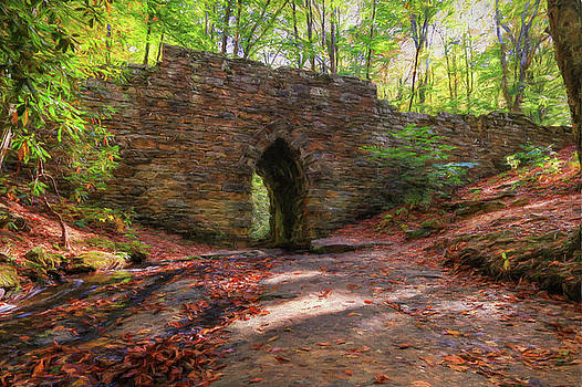 Poinsett Bridge SC by Carol Montoya