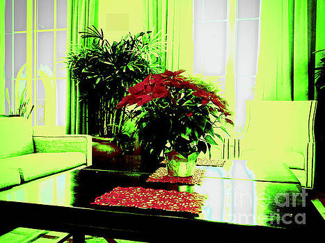 Poinsettia by KEF by Karen Francis