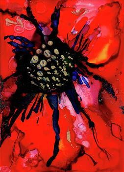 Mary Benke - Poinsettia I