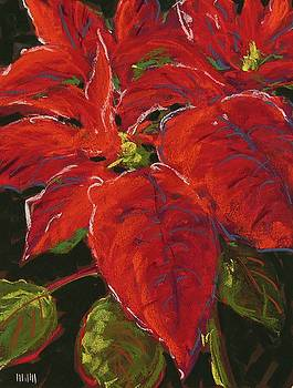 Poinsettia by Mary McInnis