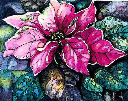Peggy Wilson - Poinsettia