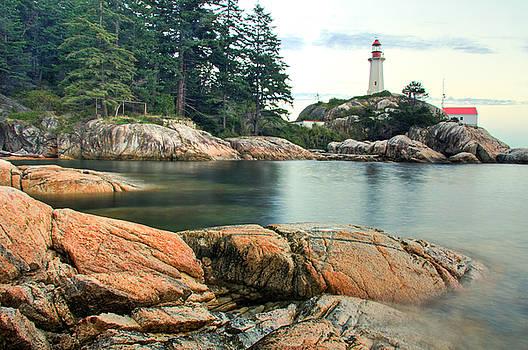Point Atkinson Lighthouse by Brandon Broderick