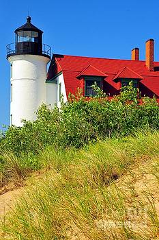 Terri Gostola - Point Betsie Lighthouse