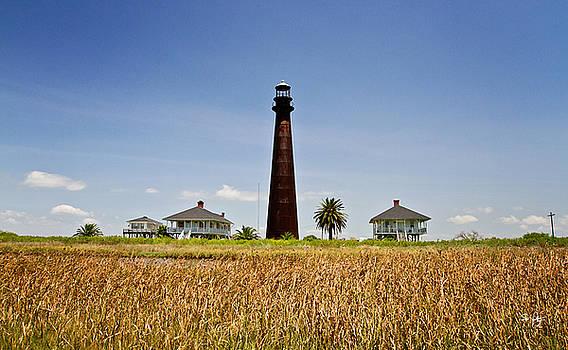 Scott Pellegrin - Point Bolivar Lighthouse