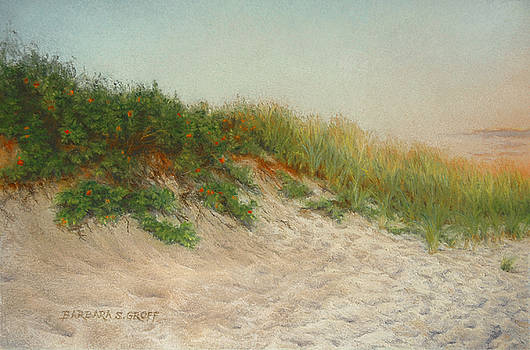 Point Judith Dunes by Barbara Groff