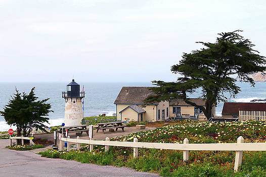 Art Block Collections - Point Montara Lighthouse