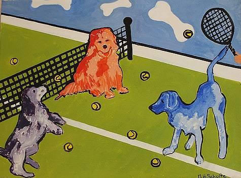 Yours by Nancy Henkel Schulte