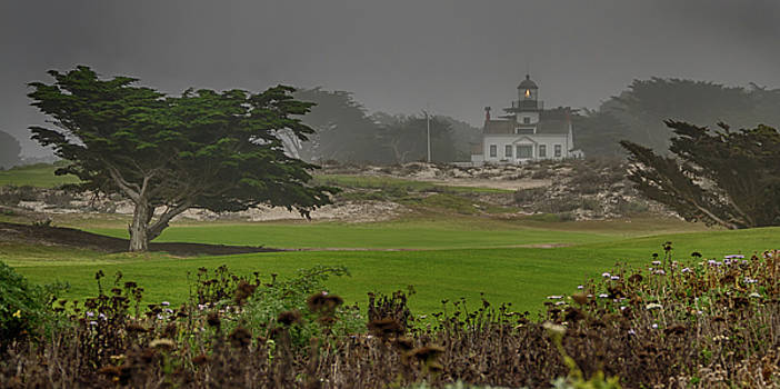 Guy Shultz - Point Pinos Lighthouse 1