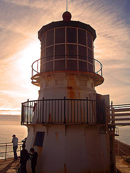 Dawn Marie Black - Point Reyes Light House